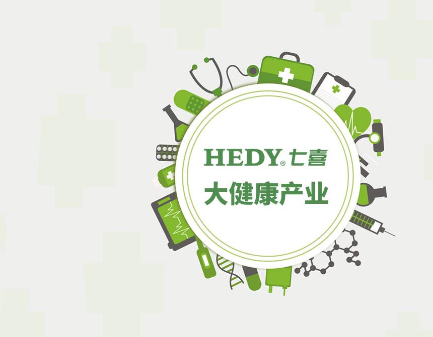七喜集团大健康产业视频