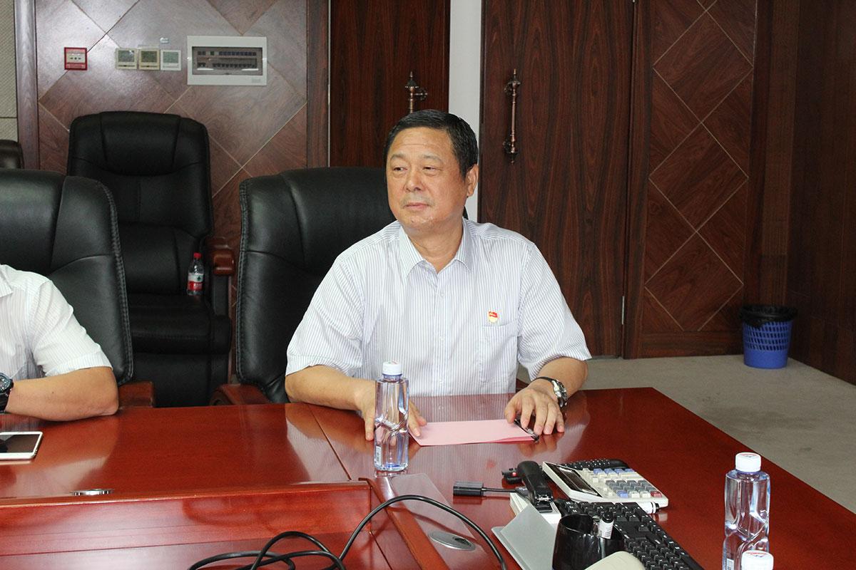 中共广州七喜集团有限公司委员会召开第一届一次会议